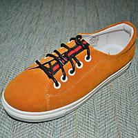 Спортивные замшевые туфли унисекс Mida размер 36-41