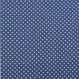 Гобелен ткань, горошек, синий, фото 2