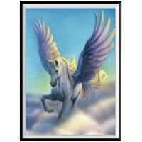 NAIYUE P023 Sky Horse Животное Печать Алмазная живопись Алмазная вышивка