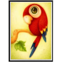 NAIYUE 8531 Алмазная живопись для попугая Живопись для бриллиантов 5D Diamond Embroidery