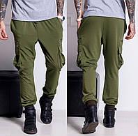 Мужские трикотажные спортивные штаны . Ткань: двухнитка. Размер: с,м,л,хл,ххл.