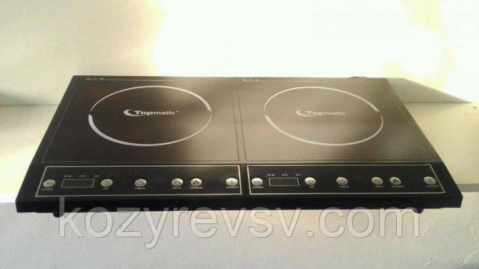 Немецкая индукционная плита Topmatic DIP-4200.2 продам постоянно оптом и в розницу,доставка из Харькова.