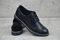 Мужские кожаные туфли Ralph Lauren, фото 1