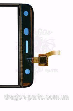 Сенсор (тач) Nomi i5032 Evo X2 Черный Black, оригинал, фото 2