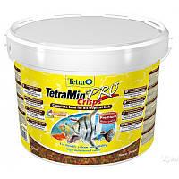 TetraMin Pro Crisps  корм в виде хлопьев 10л/2кг