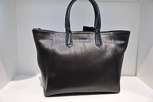 Стильная женская кожаная сумка 0052-893, фото 2