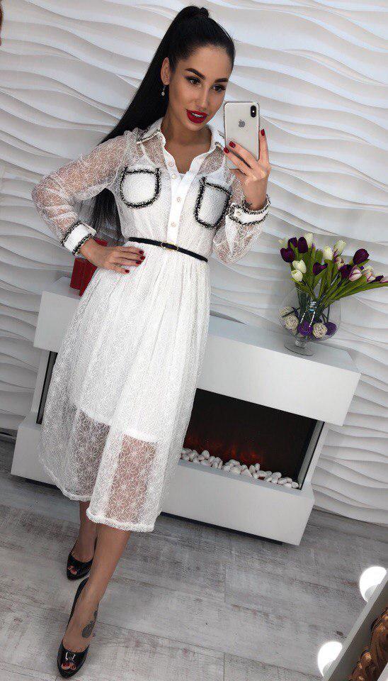 Платье. (533)