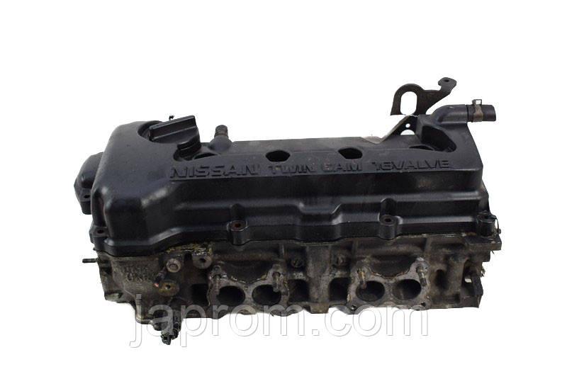 Головка блока цилиндров (ГБЦ) Nissan Almera N16 Primera P11 1.5 1.6 бензин QG15 QG16