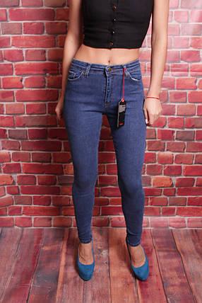 Женские джинсы с молнией на попе Xray (код 2204), фото 2