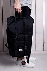 Рюкзак мужской herschel черный