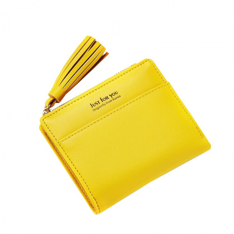 Гаманець Amelie Yellow Mini
