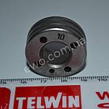 Telwin 742366 - Ролик подающего механизма под Fe проволку 1.0 - 1.2 мм, фото 2