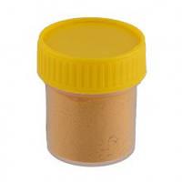 Желтая Флок-пудра, бархатная пудра (пыльца, ворсовой порошок, ворса) 330 грамм/упаковка №34, фото 1