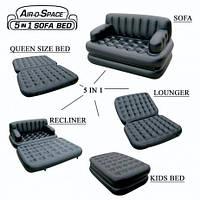 Надувной диван матрас кровать софа кушетка 5в1 трансформер