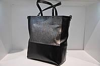 Кожаная женская сумка 0056-769