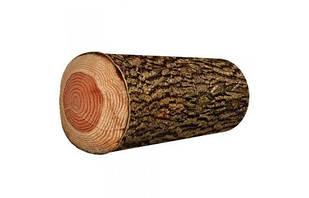 Подушка-валик бревно Дерево NW002