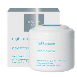 Ночной крем для сухой и нормальной кожи, 50 мл