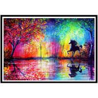 NAIYUE 9627 Верховая живопись для рисования Алмазная живопись Алмазная вышивка Цветной