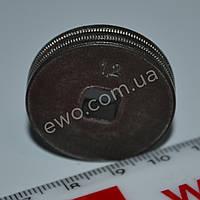 Telwin 722626 - Ролик подающего механизма под Flux проволку 0.9 - 1.2 мм