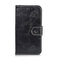 Флип кожаный чехол для Samsung Galaxy J3 2016 / J3 6 / J320 / J320F / J320P / J3109 / J320M / J320Y / SM-J320F Кошелек Чехол Сумки для телефона Чёрный