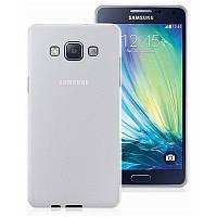 TPU накладка для Samsung Galaxy A7 Duos A700H/DS Clear