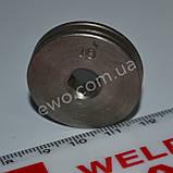 Telwin 722629 - Ролик подающего механизма под Alu проволку 1.0 мм, фото 4