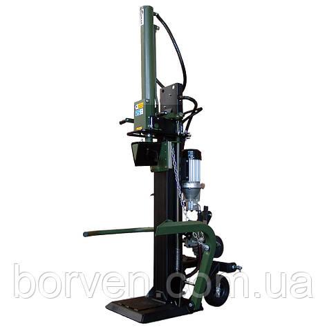 Дровокол вертикальний Lumag RAMBO T20 (20 тон), фото 2