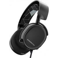 Навушники STEELSERIES Arctis 3 black (61433)