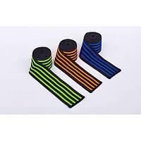 Бинты на колени для приседаний (1шт) 2.2 м Zel (TA-312)