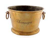 Ведро под шампанское Champagne 26*41*26 см D72179