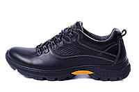 Мужские кожаные кроссовки Ferum