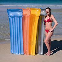 Надувной пляжный матрас bestway хорошего качества