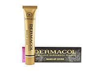 Тональный крем для профессионального макияжа Dermacol № 207 и № 212
