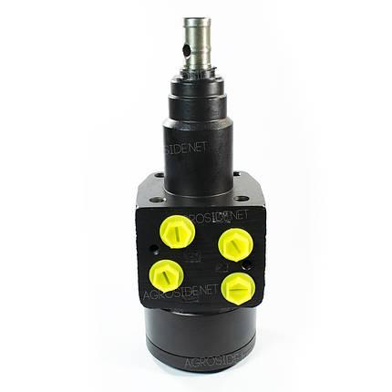 Насос дозатор/гидроруль  ХУ85-0/1  (КСК-100, Т-16, Т25, Т40), фото 2