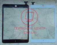 Сенсорний екран для смартфону Apple iPad Mini 3 Retina, тачскрін чорний, з кнопкою Home
