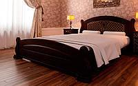 Кровать деревянная полуторная Женева