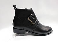 Ботиночки  на низком каблуке. Маленькие размеры ( 33 - 35 )., фото 1