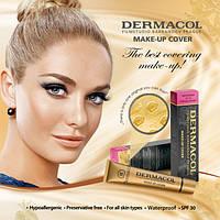 Лучший тональный крем для проблемной кожи Dermacol № 207 и № 212