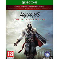 Игра Assassins Creed: Эцио Аудиторе. Коллекция для Microsoft Xbox One (русская версия)