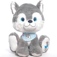 """Мягкая игрушка """"Волк 001/7"""" 28 см Копиця"""