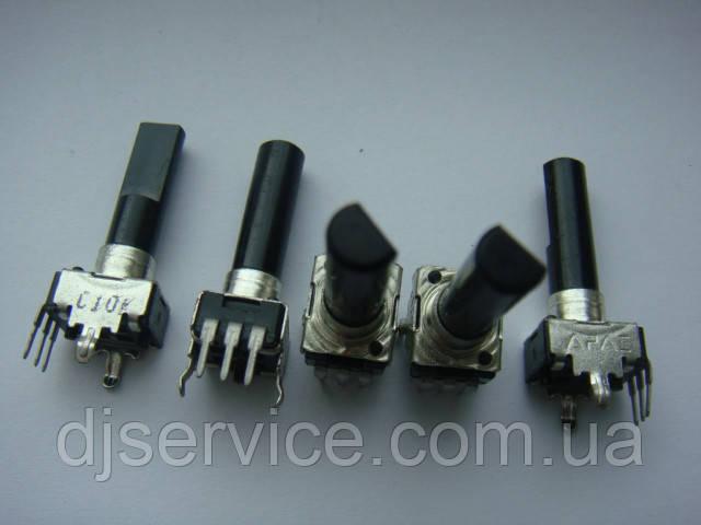Потенциометр APAI  c10k 23mm для пультов Soundcraft signature, Yamaha MG10/2