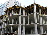 Монолитное строительство Днепропетровск