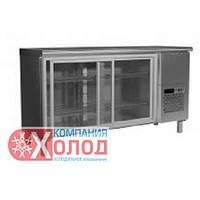 Холодильный столBAR-360К Сarboma (T57 M2-1-C INOX) Полюс