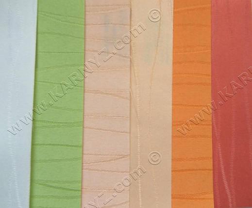 Рулонные шторы Полоска салатовый, фото 2