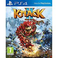 Игра Knack 2 для Sony PS 4 (русская версия)