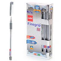 "Ручка шар/масл ""Finegrip XS"" синяя 0,7 мм ""CELLO"""