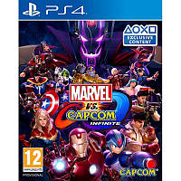 Игра Marvel vs. Capcom: Infinite для Sony PS 4 (русские субтитры)