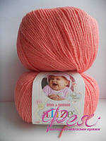 Пряжа детская Alize Baby Wool ( Ализе Беби Вул ) №619