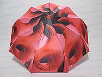 Женский зонт полуавтомат абстракция, фото 1