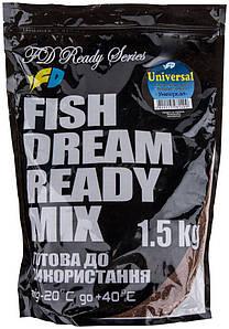 "Прикормка ""Fish Dream"" ""Универсал"" 1,5кг"